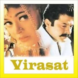 Taare Hai Baraati Midi - Virasat - Jaspinder Narula, Kumar Sanu  - 1997