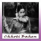 Bhaiya Mere Rakhi Ke Bandhan Ko - Chhoti Bahen - Lata Mangeshkar - 1959