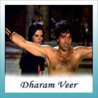 O Meri Mehabooba Mehabooba - Dharam Veer - Mohammad Rafi - 1977