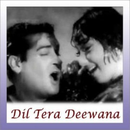 MUJHE KITNA PYAR - Dil Tera Deewana - Mohd.Rafi, Lata Mangeshkar - 1962
