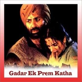 Main Nikla Gaddi Leke - Gadar- Ek Prem Katha - Udit Narayan - 2001