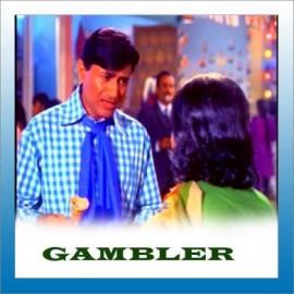 Choodi Nahi Ye Mera - Gambler - Kishore Kumar  - 1971