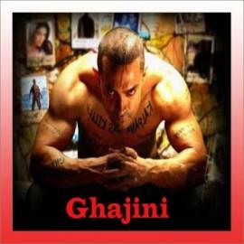 Guzarish - Ghajini - Javed Ali - 2008