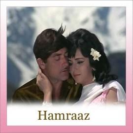 Kisi Pathar Ki - Hamraaz - Mahendra Kapoor - 1967