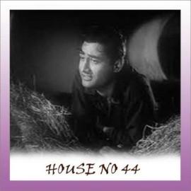 Unche Sur Mein - House No 44 - Kishore Kumar - 1955