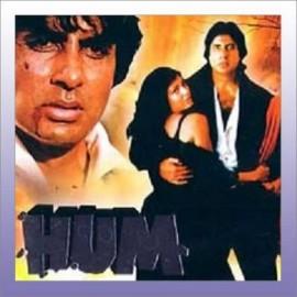 Sanam Mere Sanam - Hum - Amit Kumar-Alka Yagnik - 1991
