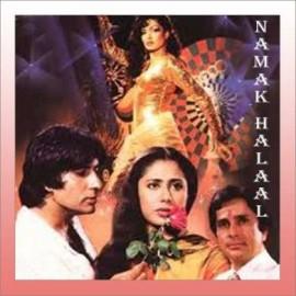 Jawani Janemann - Namak Halal - Asha Bhonsle - 1982