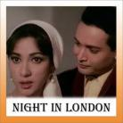 BAHOSHO HAWAZ MAIN - Night In London - Mohd.Rafi - 1968