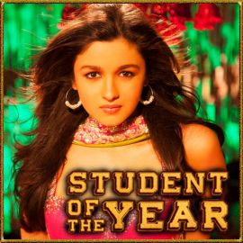 Radha Teri Chunri - Student Of The Year - Shreya Ghoshal, Udit Narayan, Vishal-Shekhar  - 2012