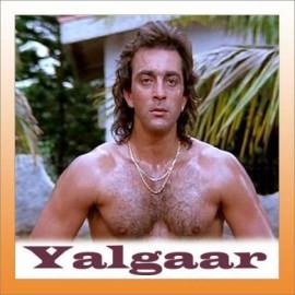 Ho Jata Hai Kaise Pyaar - Yalgaar - Kumar Shanu, Sapna Mukhrejee - 1992
