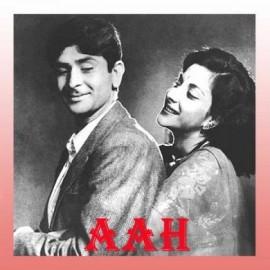 Jaane Na Nazar Pehchane Jigar - Aah - Lata-Mukesh - 1953