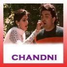 Parwat Se KalI Ghata - Chandni - Asha Bhosle. Vinod Rathod - 1989