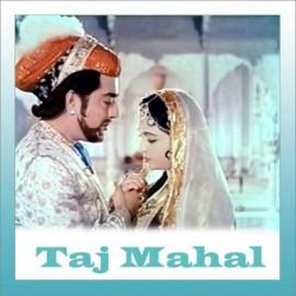 JO WADA KIYA WO - Taj Mahal - Mohd.Rafi, Lata Mangeshkar - 1963